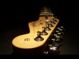 soulful hypnotic groove guitar backing track jam in A min