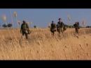 Первые километры 3 х суточного похода кадетов ВПК Кордон Тарханкут