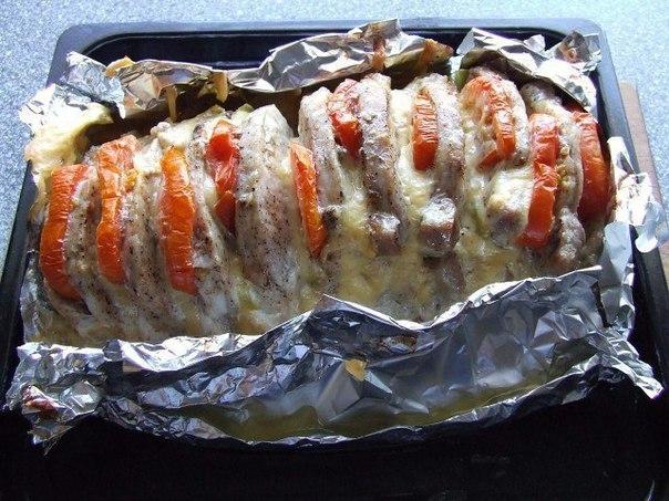 Мясо в гармошках — вкуснятина неописуемая!
