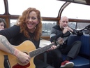 05. Saturnine (The Gathering) - Anneke Bart - Amsterdam Canal Tour - Fan Weekend 2016