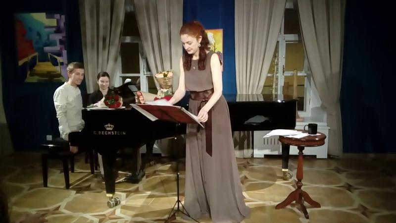 П.И.Чайковский. Е.Лескова(меццо-сопрано), Ф.Чельцов