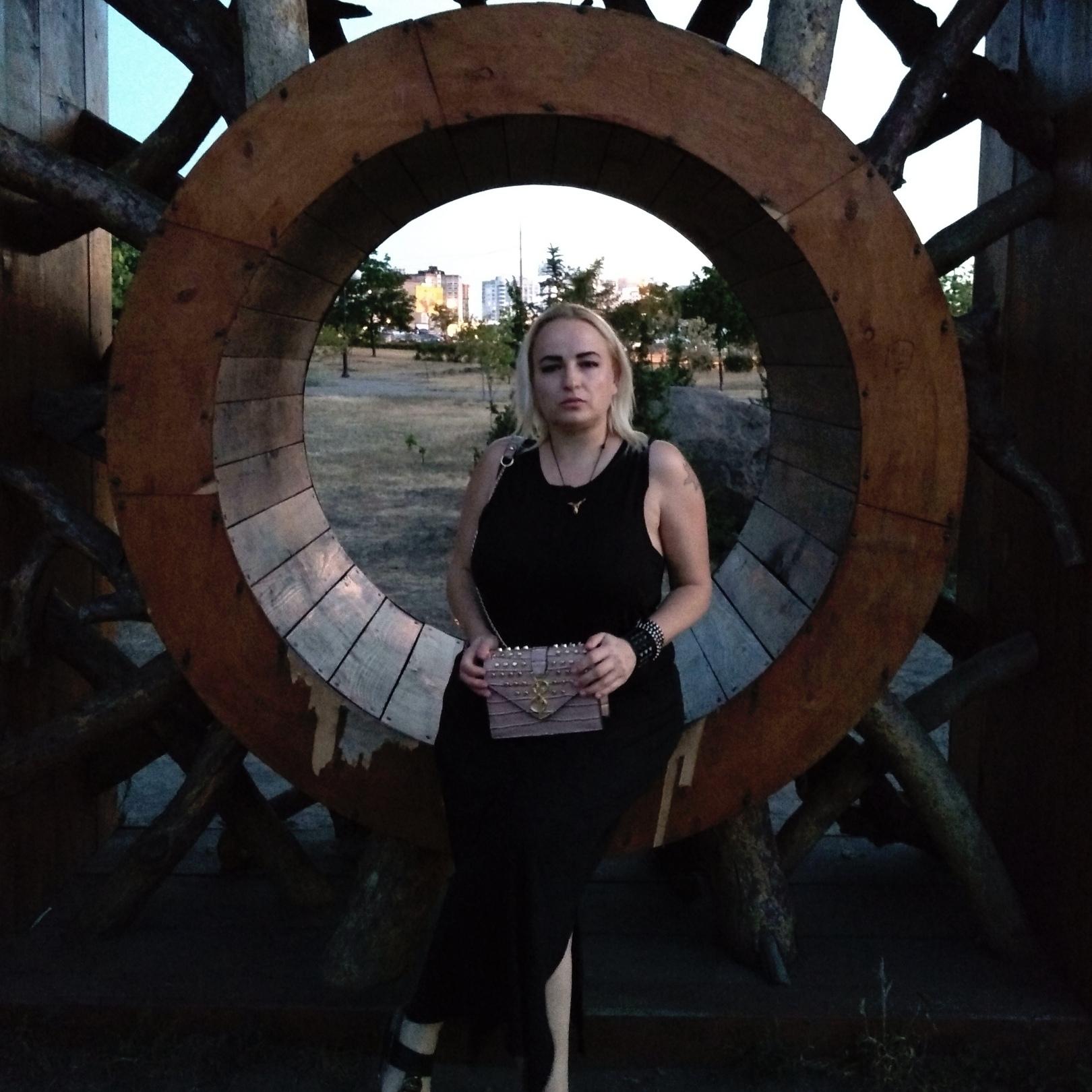 Елена Руденко (Валтея). Украина. Киев. Фото и описание.  UcMvqLcFLaU