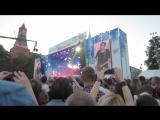 Вадим Самойлов - Никогда (11.08.2018, Наши в городе)