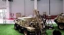 Семейство машин Lynx ATV 6Х6. 120 мм миномет с механизированным заряжанием