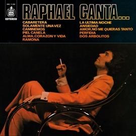 Raphael альбом Raphael canta...
