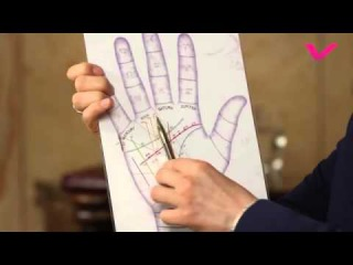 Хиромантия линии - что означают линии на руке. Анатолий Шмульский