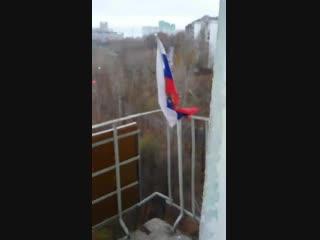 Особо опаснй болкон появился в Нижнем Новгороде - Типичный Нижний Новгород