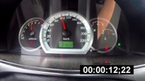 Разгон Chevrolet Lacetti 0-100