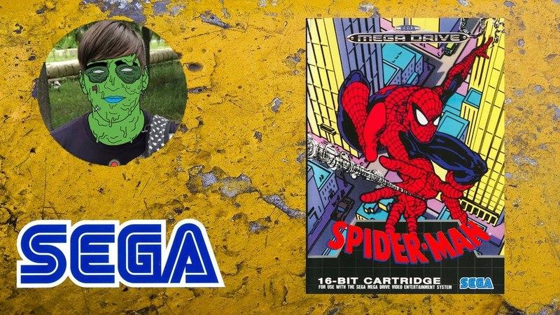 Sega, Spider-Man vs Kingpin, полное прохождение