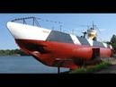 Amazing Drone Footage of a secret WW2 U-Boat in Finland