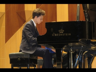 Проскуряков Георгий_Й.Гайдн.Концерт для фортепиано №11 D-dur 1 ч.