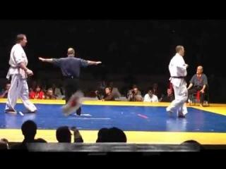 Норичика Цукамото (Norichika Tsukamoto) vs Донатас Имбрас (Donatas Imbras). Кубок мира 2009 год.