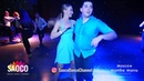 Alexandr Maneev and Ksenia Chkalova Salsa Dancing at 2nd Moscow MamboMania weekend, Fri 08.03.2019