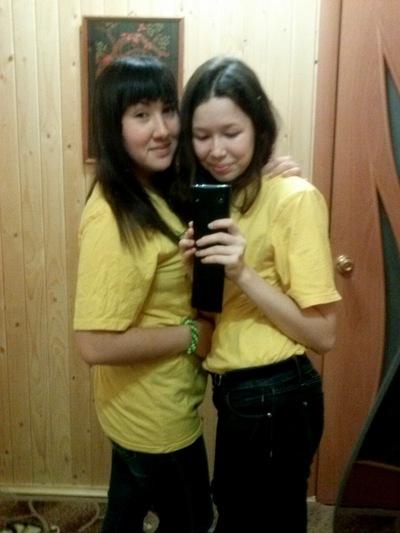 Миля Газизова, 15 апреля , Казань, id196095667
