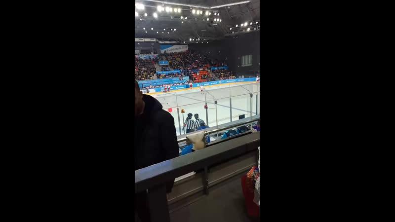 Россия-Канада 3 тайм