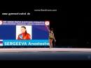 Анастасия Сергеева булавы командное многоборье AGF Trophy 2018 Баку