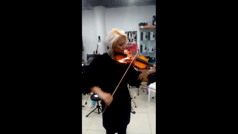 Скрипка Brahner bv-4/4