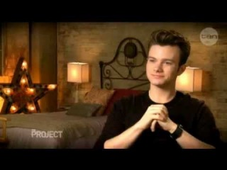 The Project Interviews with Chris Colfer, Darren Criss and Dean Geyer