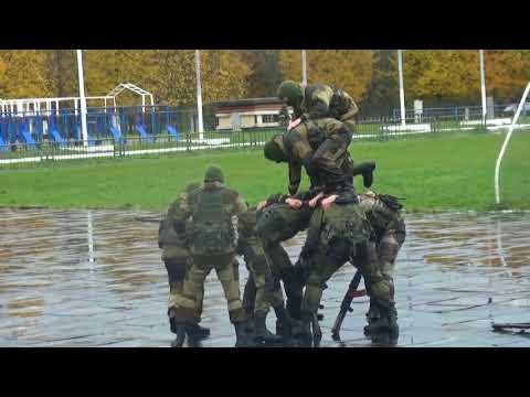 День призывника в 27-й отдельной гвардейской мотострелковой севастопольской бригаде