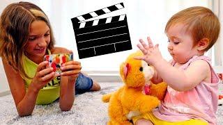 Видео для девочек - Света кинорежисер - Игры для детей