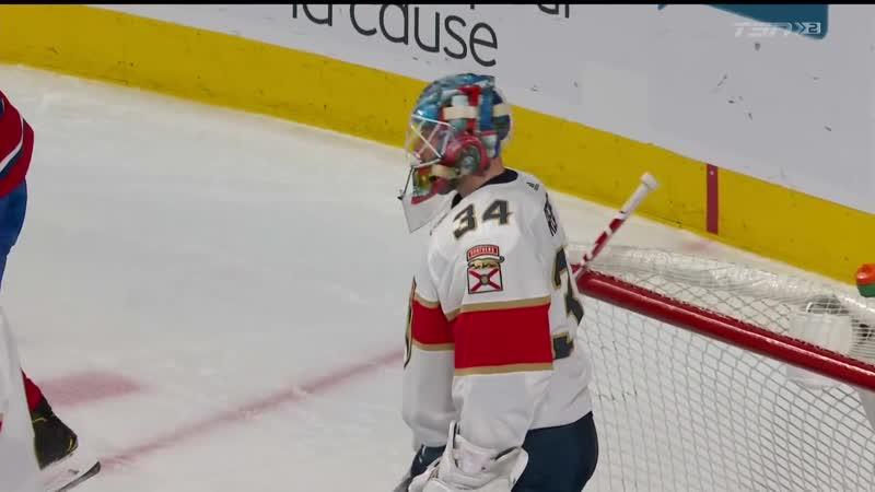 NHL 2018-2019 RS 15.01.2019 Florida Panthers vs Montréal Canadiens