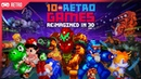 90's games reimagined with 3D graphics (part 1)