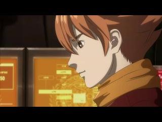 009 Re: Cyborg [Озвучили: Manoki-kun, Саюри, ArmorDRX и Alorian]/Киборг 009 [2012 г] (3 часть) [rutube]
