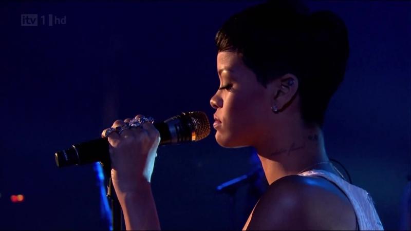 Rihanna X-Factor Performance 2012 , 1080p