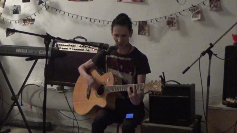 Edward Domico-Для тебя(Live)