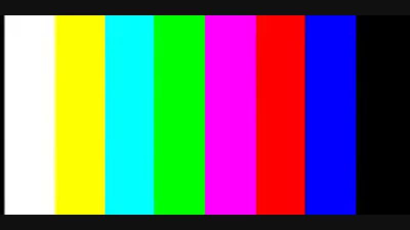 Футаж помехи телевизора mp4