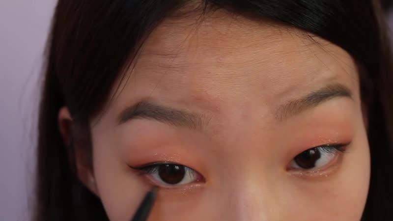 Daily Sparkling Grapefruit Makeup