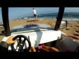 Прикол:)) Радиоуправляемый игрушечный внедорожник (Jeep radio)