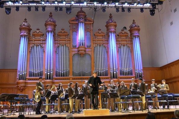 Концертный оркестр музыкальной школы имени Владислава Михайловича Блажевича
