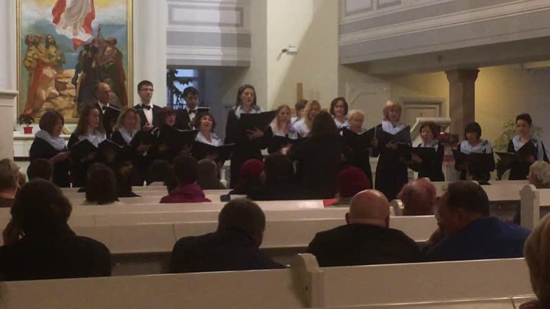 Международный хоровой фестиваль-конкурс концертных программ ПРЕДЧУВСТВИЕ РОЖДЕСТВА ХРИСТОВА