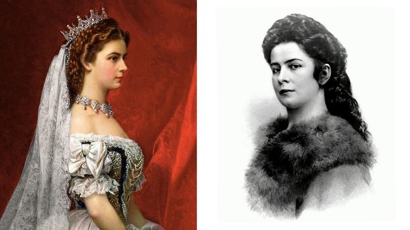 Елизавета Баварская, Сисси (1837-1898) - императрица Австрии, королева Венгрии.