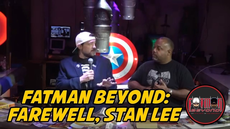Fatman Beyond: Farewell, Stan Lee