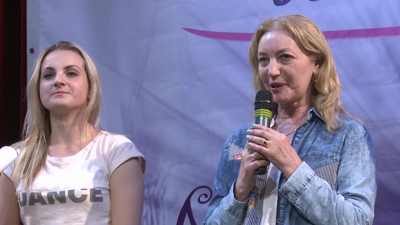 видео-отзыв руководителя Студии балета Любови Галинской. Санкт-Петербург.