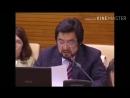 Бекболат Тілеухан парламентте Қытайдағы қандастардың мәселесін көтерді