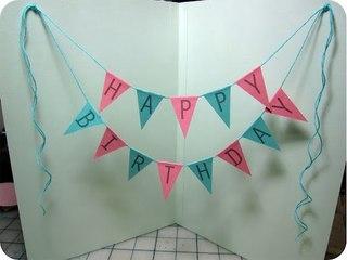 Открытка на День Рождения - День Рождения - Праздники - Каталог статей - Магазин красивых вещей.