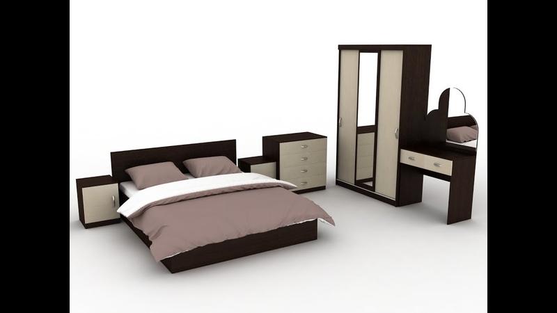Спальный гарнитур «Версаль»
