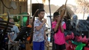Isan Children's Band play live music and Dance in Nongkhai