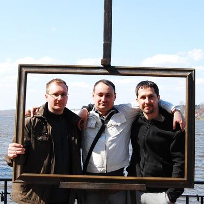 Андрей Красотин, 18 февраля 1990, Ярославль, id158177435