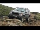 Jeep Grand Cherokee ZJ Doing Stanage Edge