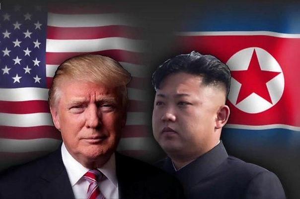 США против КНДР: силы сторон и сценарий возможного конфликта К берегам Южной Кореи направилась мощная группировка ВМС США во главе с атомным авианосцем «Карл Винсон». После ракетного залпа по