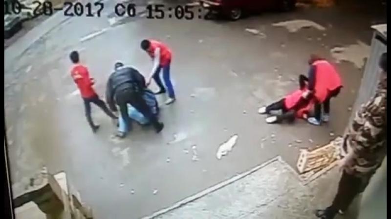 Задержание особо опасного преступника