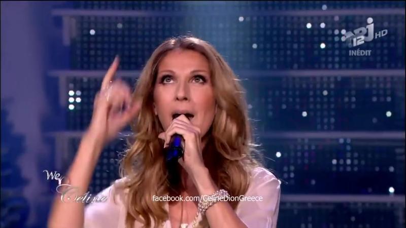 Céline Dion - Parler à mon Père (NRJ12 Christmas Special 20_12_12) HD