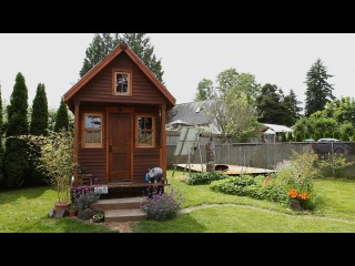 The Tiny House Movement: From Washington State to Washington D.C.