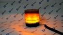 Спецсигналы SU Жёлтый проблесковый маячок BL9F E25