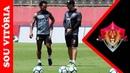 Vitória x Grêmio Leão finaliza preparação e relaciona 23 jogadores
