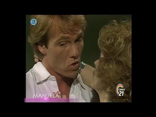 🎭 Сериал Мануэла 213 серия, 1991 год, Гресия Кольминарес, Хорхе Мартинес.